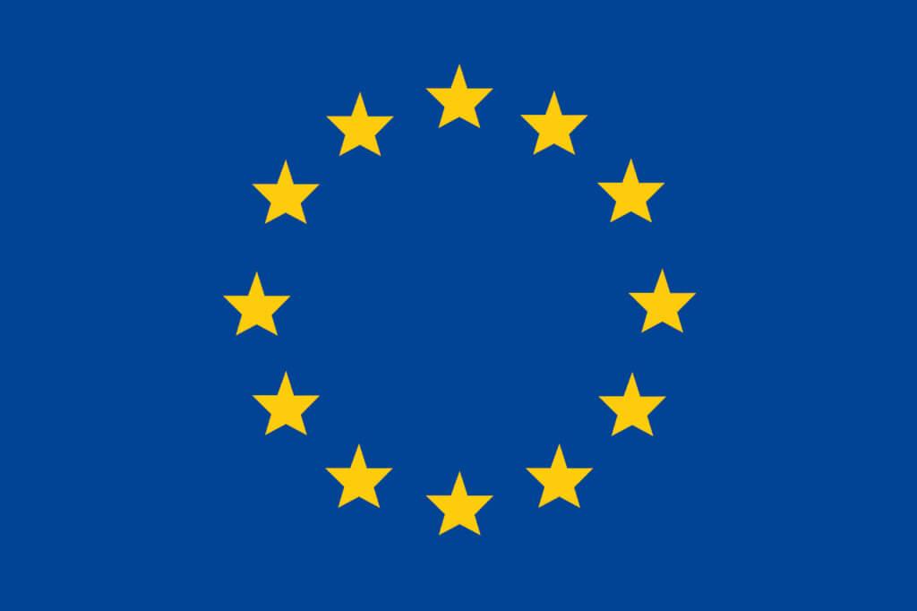 What logo is necessary when communicating in Horizon Europe?